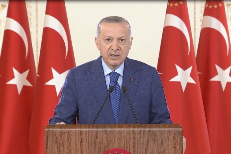Cumhurbaşkanı Erdoğan'dan NATO'ya mesaj