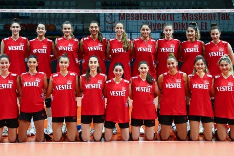 U20 Kız Milli Takımı'nın Dünya Şampiyonası'ndaki rakipleri belli oldu