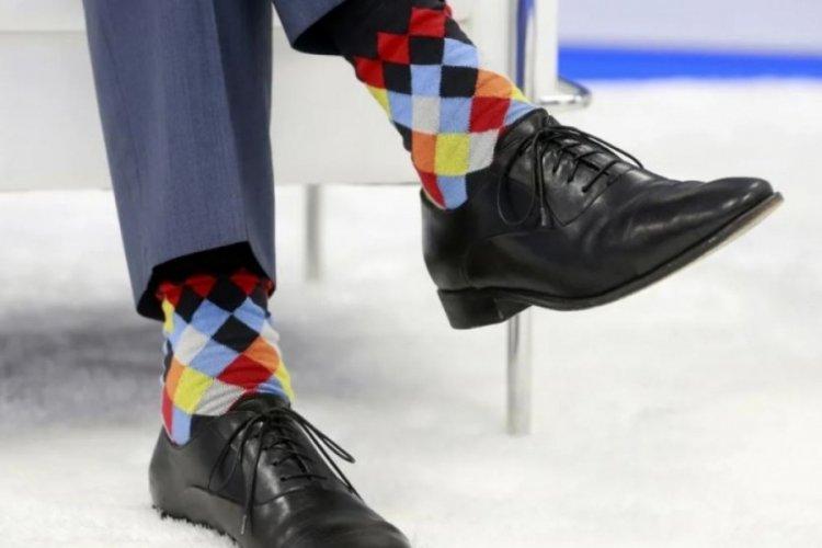 Kanada Başbakanı'nın çorapları NATO Zirvesi'ne damga vurdu
