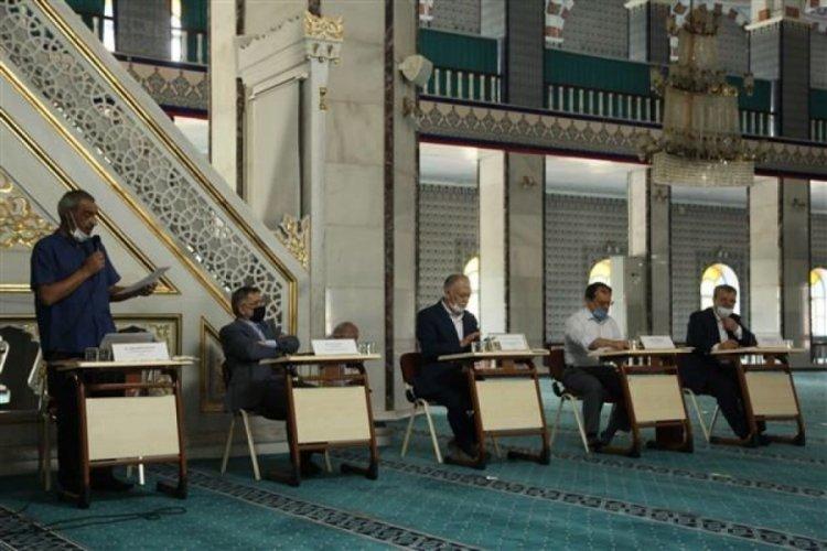 Bursa'da hafızlık yarışmasında önemli derece
