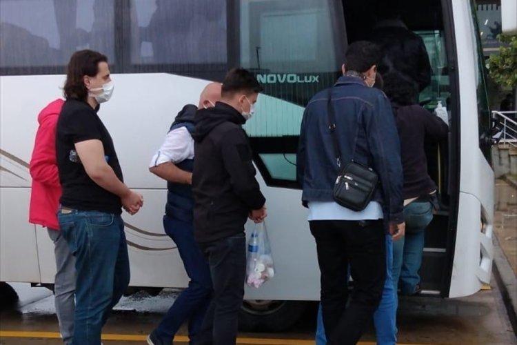 32 ildeki FETÖ operasyonunda 57 polis gözaltına alındı