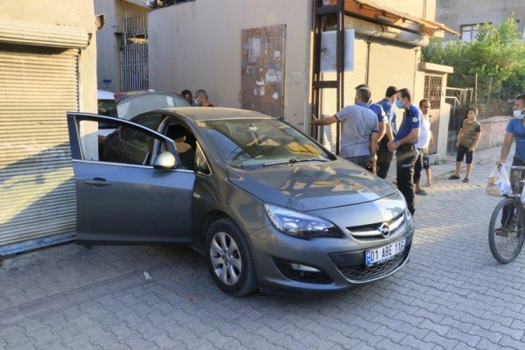 Polisten kaçan otomobil kovalamaca sonucu yakalandı