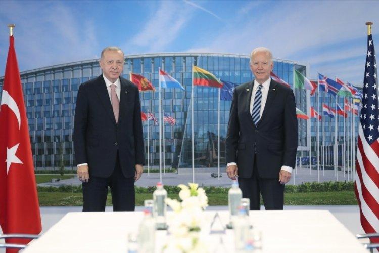 NATO Zirvesi sonrası Biden'den Türkiye mesajı