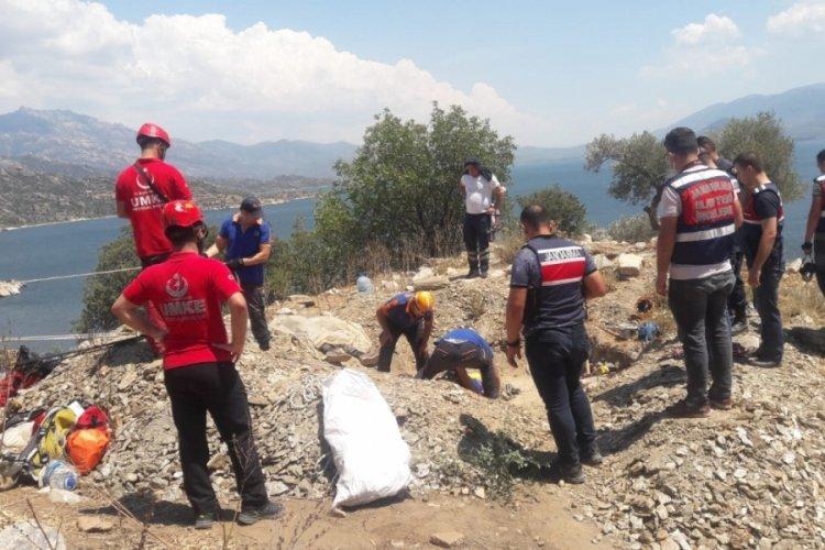 Aydın'da 2 kişinin öldüğü kaçak kazıda 4 tutuklama