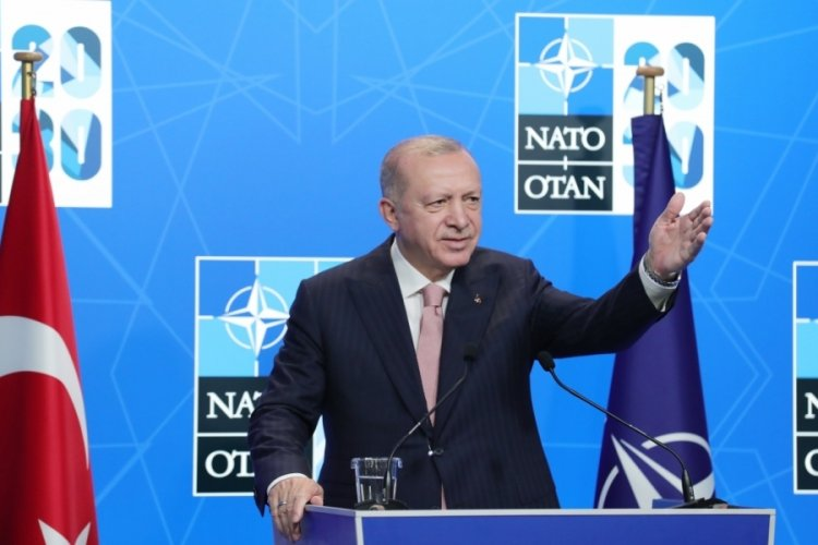 Cumhurbaşkanı Erdoğan'ın hamdolsun sözleri şaşırttı