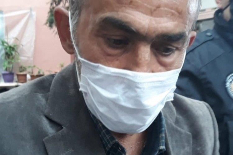 Bursa'da teyzesinin kızını bacağından bıçaklayan zanlı gözaltında