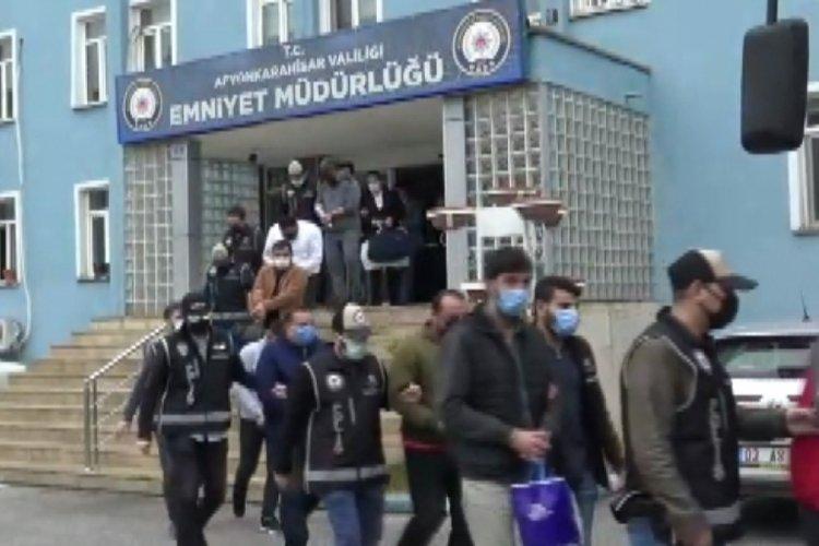 4 ilde Sedat Peker operasyonu: 25 gözaltı