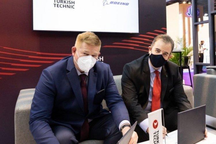 THY Teknik, yenilenen Boeing sözleşmesiyle envanter portföyünü genişletiyor