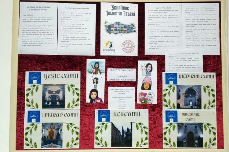 Öğrencileri cami ile tanıştıran proje Bursa'da