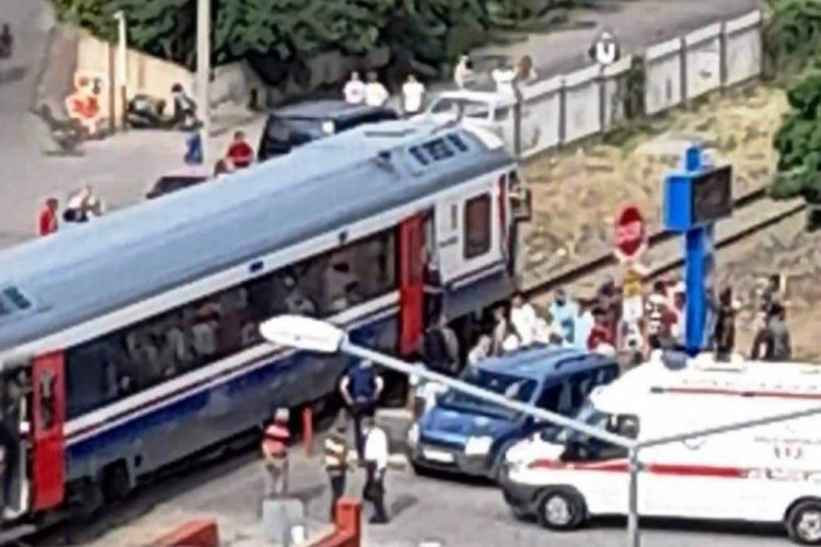 Aydın'da tren kazası!