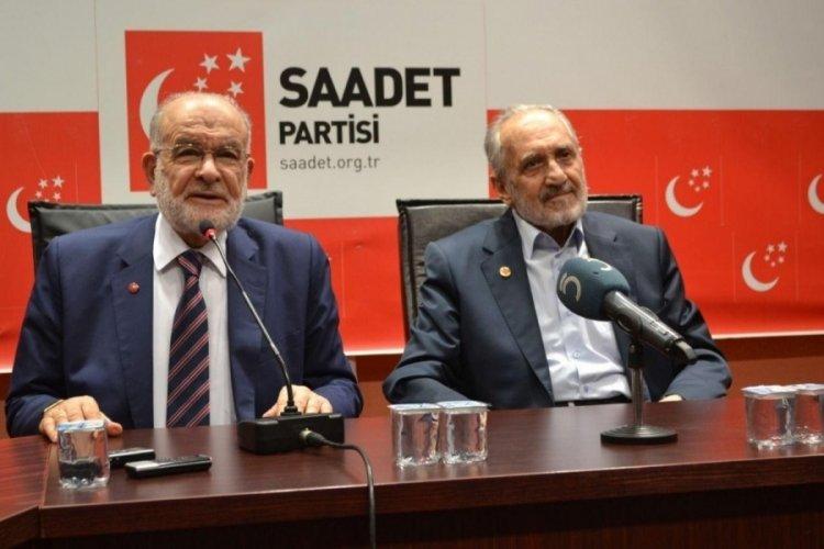 Oğuzhan Asiltürk Karamollaoğlu'na karşı kurultay çalışmalarına başladı