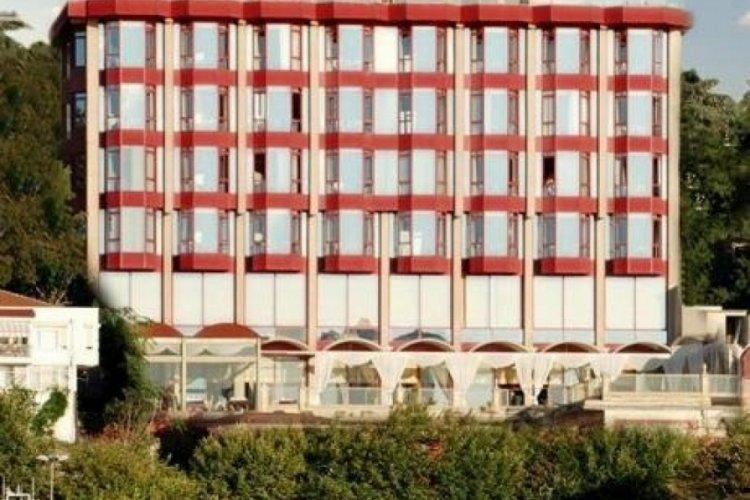 Ünlü dizilerin mekanı otel mahkemelik oldu