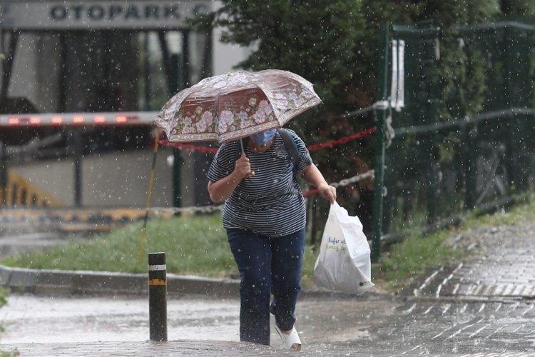 Bursa'da bugün ve yarın hava durumu nasıl olacak? (16 Haziran 2021 Çarşamba)