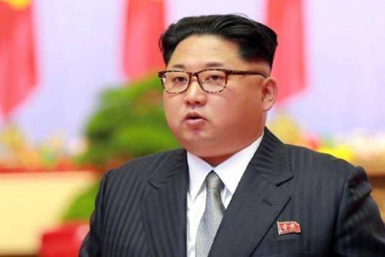 Kuzey Kore lideri Kim kıtlık uyarısında bulundu