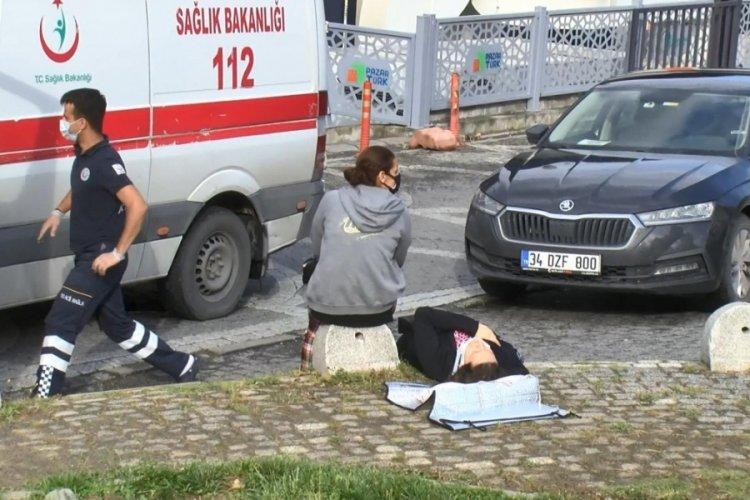 Beton pompa aracı dehşet saçtı: 4 yaralı