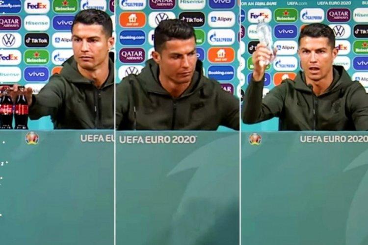 Ronaldo'nun tepkisinin maliyeti 4 milyar dolar
