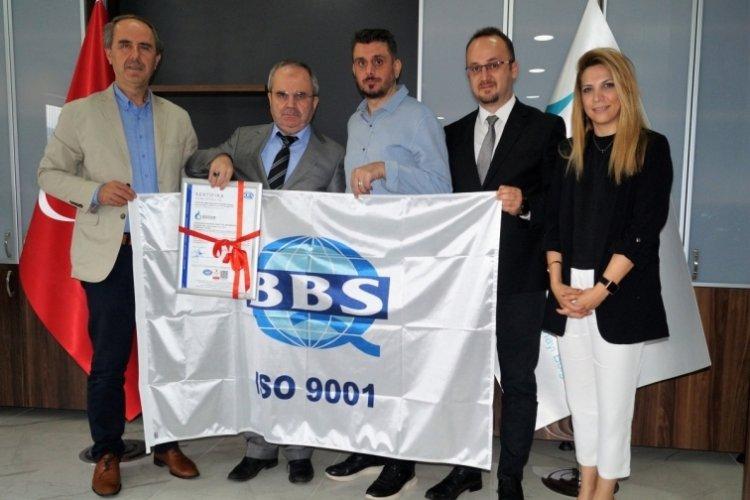Bursa BOSAB'ın kalite yolculuğu başladı