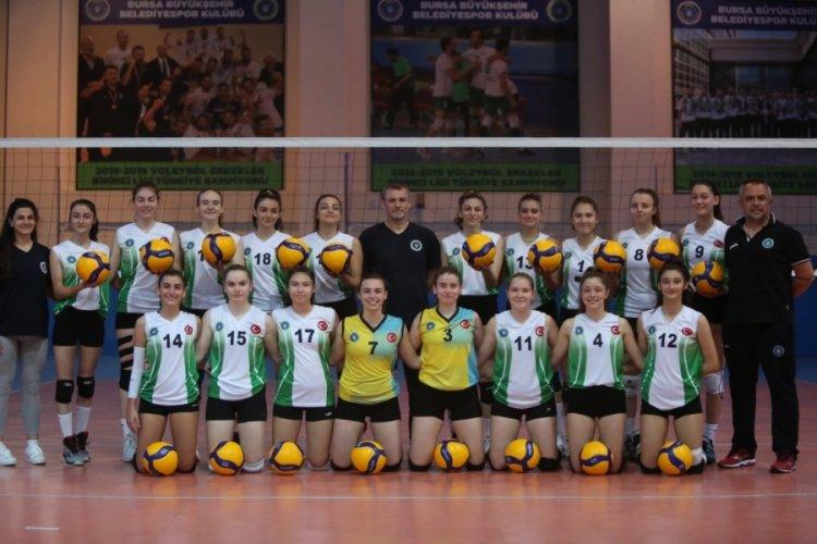 Bursa Büyükşehir Belediyespor Voleybol Takımları'nın Final Grubu'ndaki rakipleri belli oldu