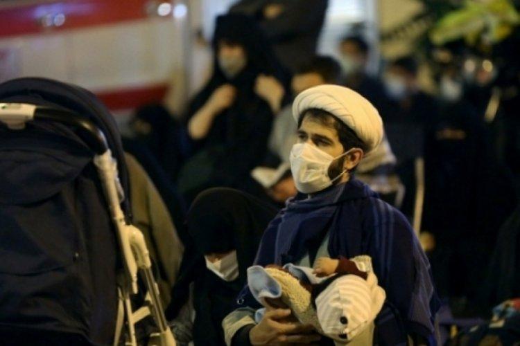 Salgın İran'da 129 can daha aldı
