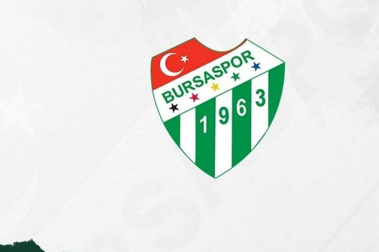 Bursaspor'dan Divan Başkanlık Kurulu açıklaması