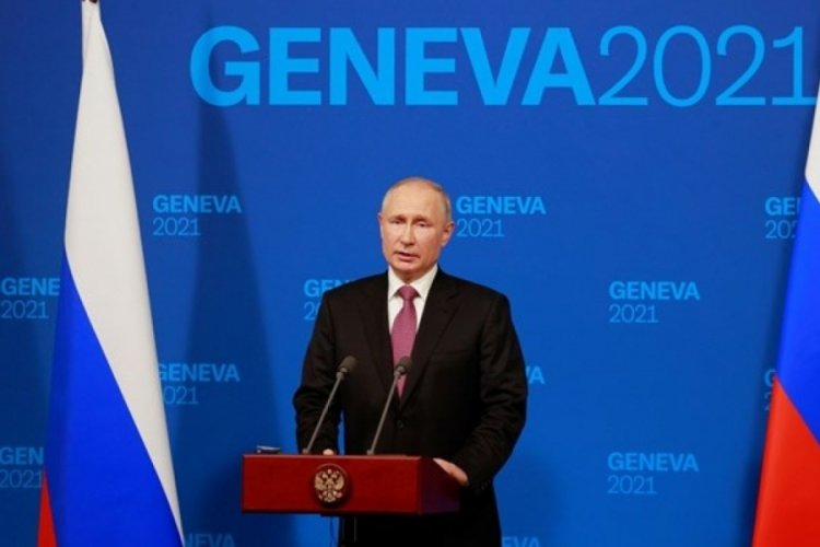 Kritik görüşmenin ardından Putin'den açıklama