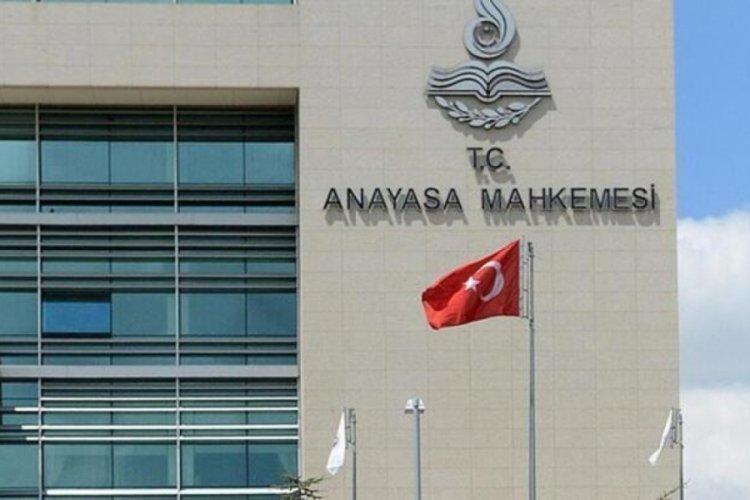 AYM'den İletişim Başkanlığı'nın iptalini isteyen CHP'ye ret