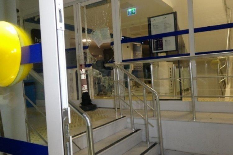 Bursa'daki banka soygununda şüpheli yakalandı