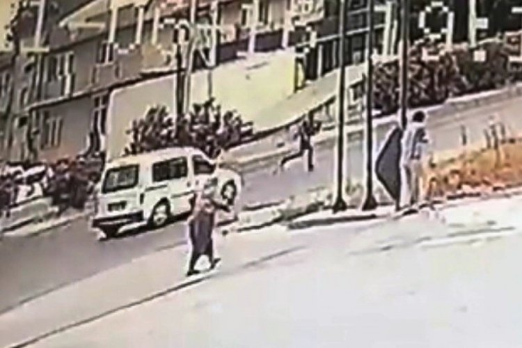 Aydın'da otomobilin çarptığı yaya hayatını kaybetti!