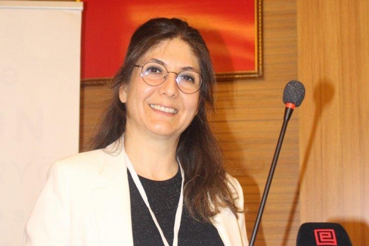 Bursa PERYÖN Güney Marmara Şubesi'ne kadın başkan