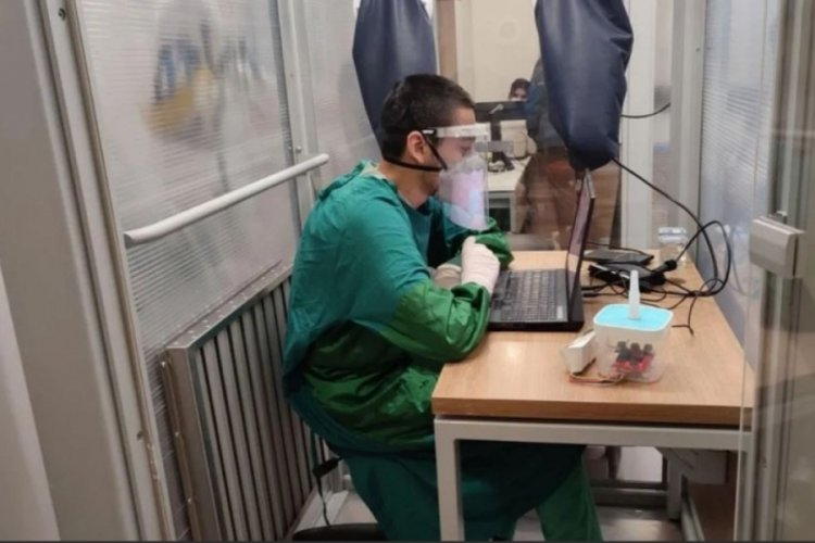 Türk bilim insanları geliştirdi: Kovid-19'u saniyeler içerisinde tespit ediyor