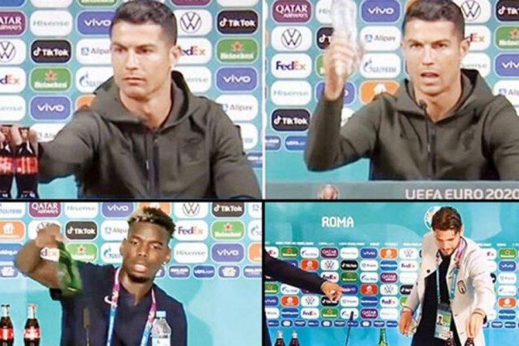 Ronaldo kola akımı başlattı! Sebep sağlık mı, para mı?