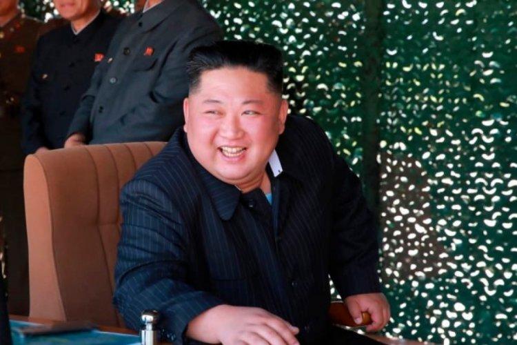 Kim Jong Un ABD'ye ilk mesajını verdi