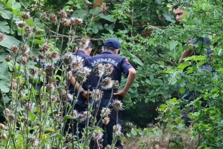 Çatalca'da kadın cinayeti; Çalılıklar arasında saklanırken yakalandı