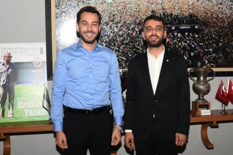 BURSİAD'tan Bursaspor'a ziyaret
