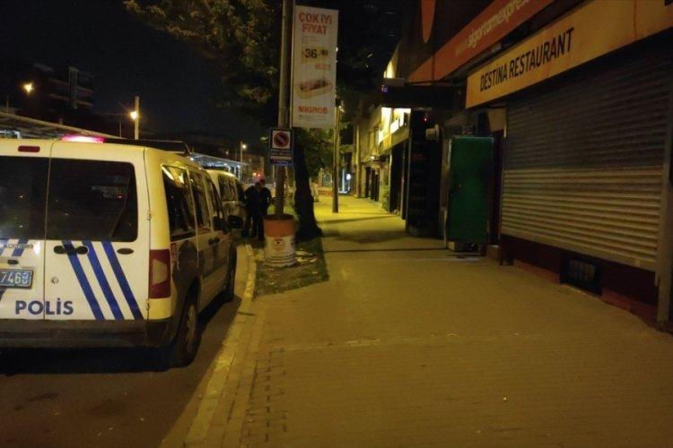 Bursa'da yasak saatinde açık olan eğlence mekanındaki 26 kişiye ceza!