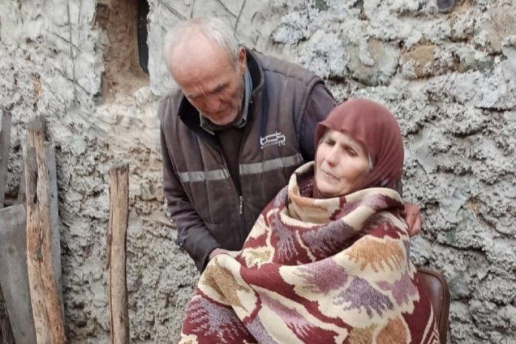 Bursa'da kaybolan zihinsel engelli kadın bir kilometre uzakta bulundu