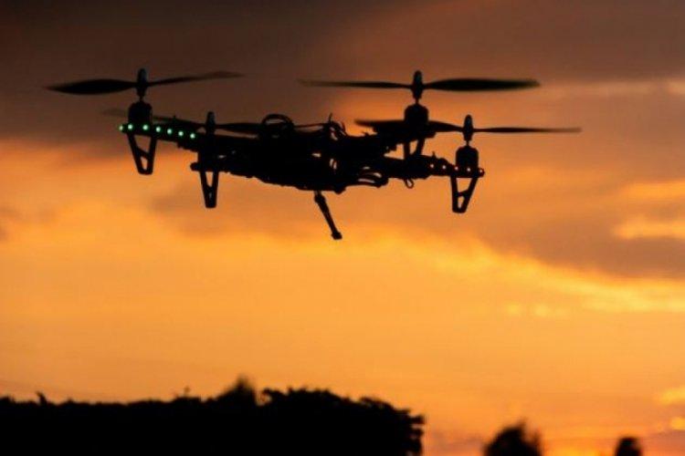 İnsan çığlığını takip edebilen drone geliştirildi