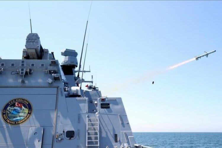 Türk Silahlı Kuvvetleri Atmaca gemisavar füzesiyle güçlendi