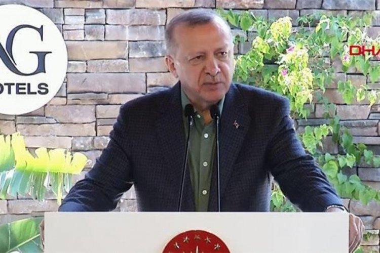 Cumhurbaşkanı Erdoğan: KDV desteği konusunda müjdeyi vereceğim