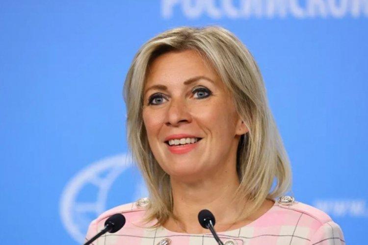 Zaharova, Kuleba'nın 'Kırım platformu' ile ilgili sözlerini ti'ye aldı