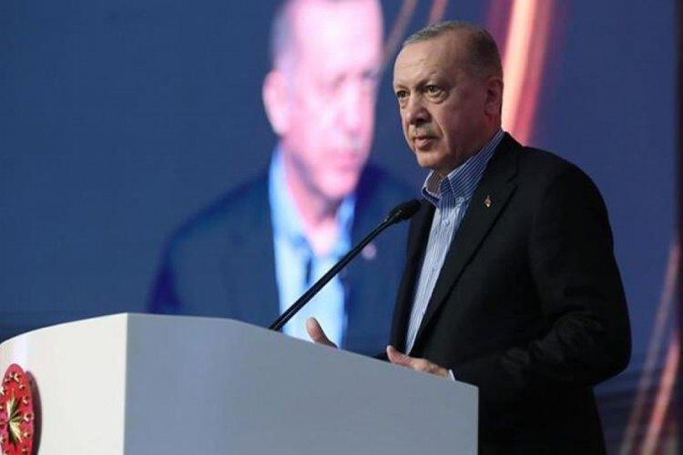 Cumhurbaşkanı Erdoğan'dan İran Cumhurbaşkanı seçilen Reisi'ye tebrik mesajı