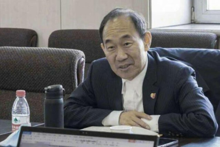 Çin'in nükleer uzmanı intihar etti