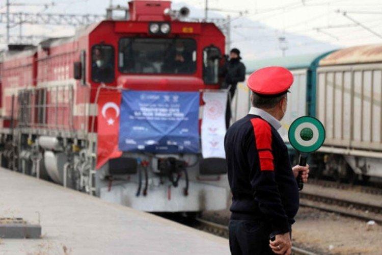 Demir yoluyla taşınan yükte rekor kırıldı