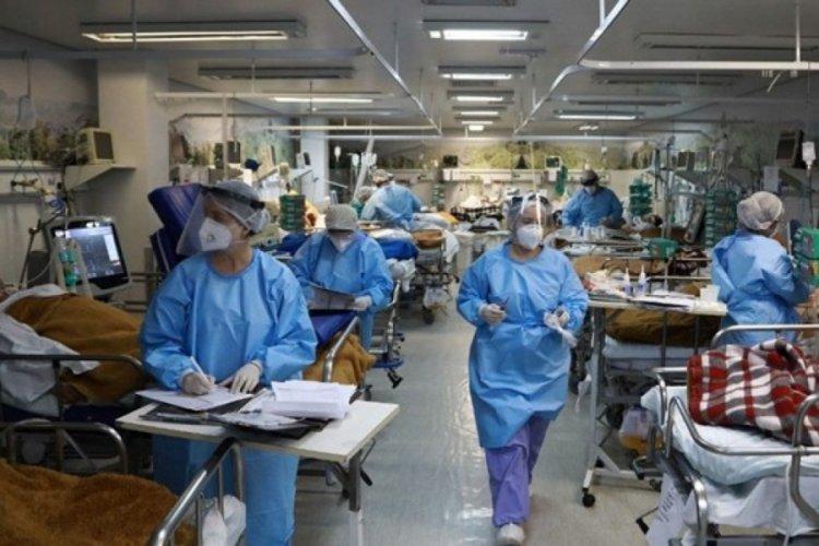 Brezilya'da koronavirüsten can kaybı yarım milyonu geçti