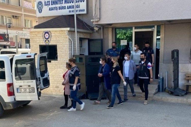 Bursa'da uyuşturucu tacirlerine göz açtırılmıyor