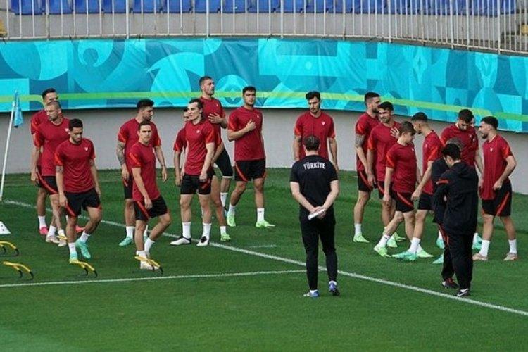 Gözler İsviçre - Türkiye maçında! Gruptan nasıl çıkarız?