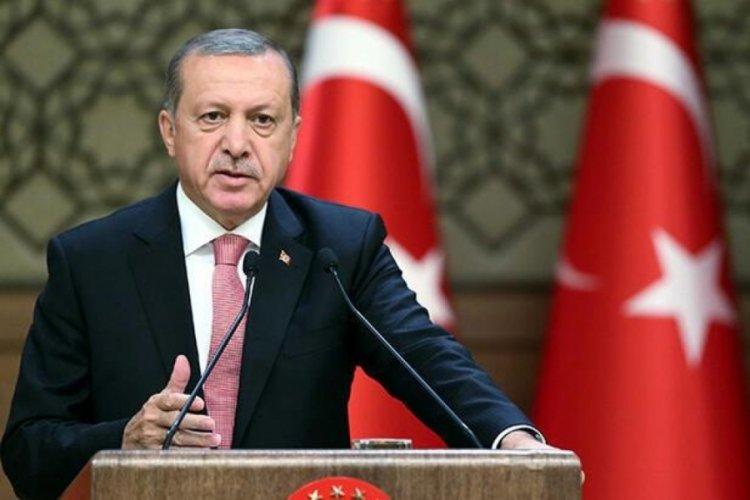 Cumhurbaşkanı Erdoğan'dan Mülteciler Günü mesajı