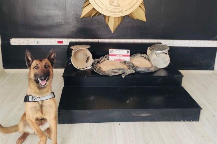 Kargo aracında 10 kilo 900 gram eroin ele geçirildi