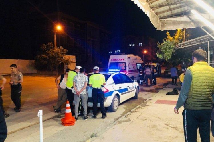 Panelvan ile otomobil çarpıştı: 1 kişi yaralı