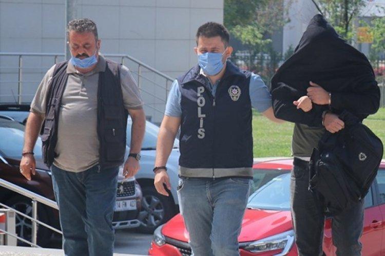 PTT şubesinden 170 bin lira çalan güvenlik tutuklandı